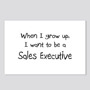 When I grow up I want to be a Sales Executive Post