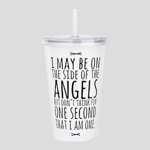 Angels Acrylic Double-wall Tumbler