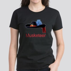 Musketeer Women's Dark T-Shirt