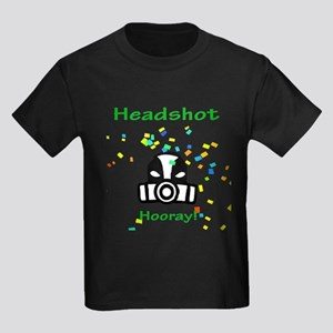 Halo Grunt Headshot Kids Dark T-Shirt