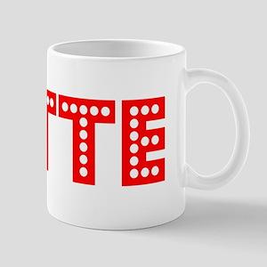 Retro Bette (Red) Mug
