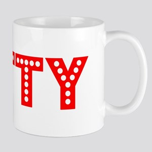 Retro Betty (Red) Mug