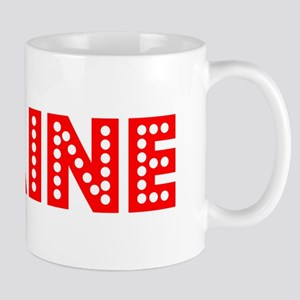 Retro Blaine (Red) Mug