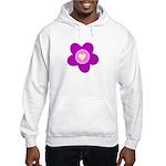 Flowers Are Fun Hooded Sweatshirt