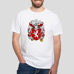 Price Family Crest White T-Shirt
