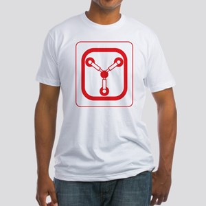 Flux Capacitor Fitted T-Shirt