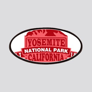 Yosemite - California Patch