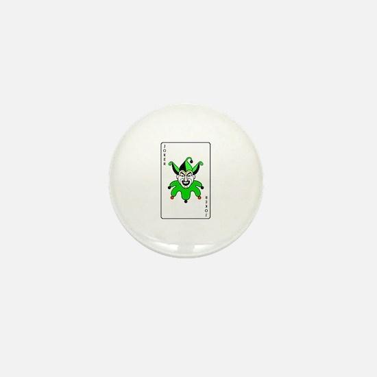 Joker Mini Button