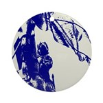 Maid Of Orleans Ornament (Round)