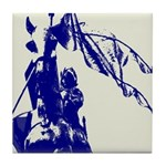 Maid Of Orleans Tile Coaster