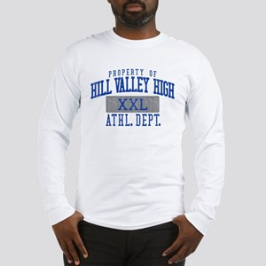 Hill Valley High Long Sleeve T-Shirt