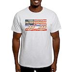Lance: American Hero 2005 Ash Grey T-Shirt