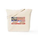 Lance: American Hero 2005 Tote Bag