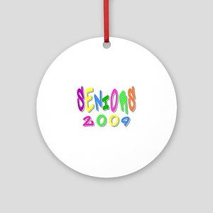 multifunky seniors Ornament (Round)