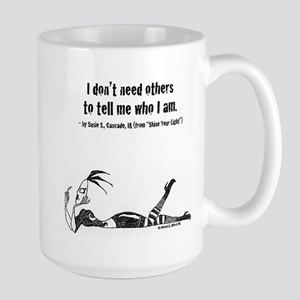 I'm Just Me Mug