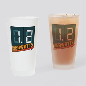 1.2 Gigawatts Drinking Glass