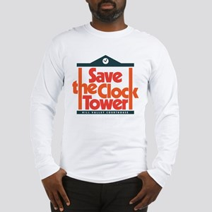 Save the Clock Tower Long Sleeve T-Shirt