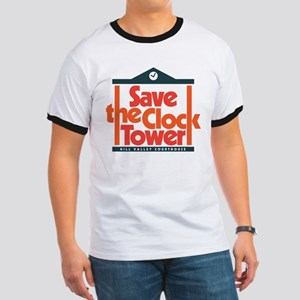 Save the Clock Tower Ringer T