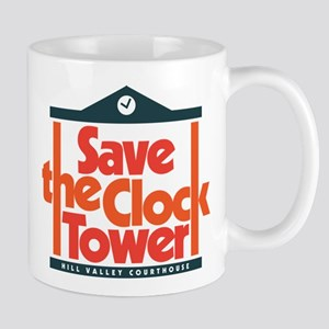 Save the Clock Tower 11 oz Ceramic Mug
