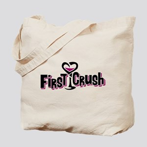 First Crush Tote Bag