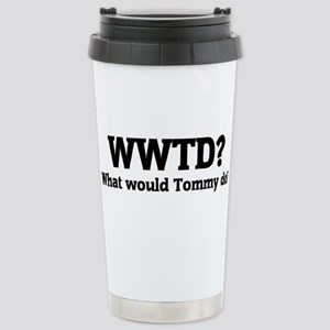 What would Tommy do? Mugs