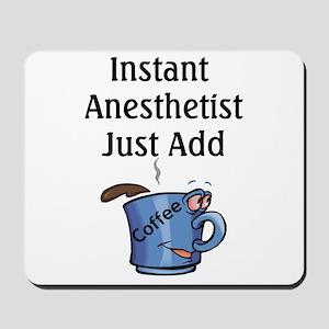 Nurse Anesthetist Mousepad