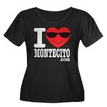 I Love Montecito Plus Size T-Shirt
