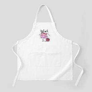 Knit Wit BBQ Apron