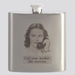 Call Your Mother Flask