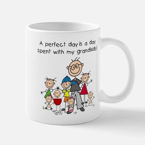 Grandpa Stick Figure Mug