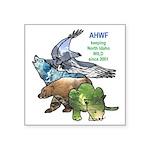 American Heritage Wildlife Foundation Sticker
