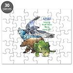 American Heritage Wildlife Foundation Puzzle