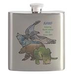 American Heritage Wildlife Foundation Flask