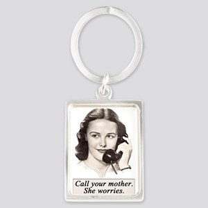 Call Your Mother Keychains