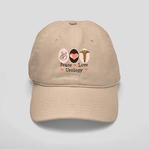 Peace Love Urology Cap
