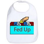 Ballot Fed Up Bib