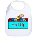 Ballot Fed Up Bib