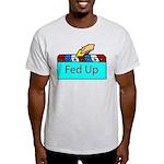 Ballot Fed Up Light T-Shirt