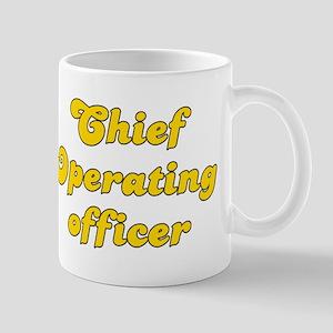 Retro Chief Opera.. (Gold) Mug