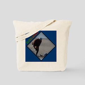 Dawn Patrol, North Santa Cruz Tote Bag