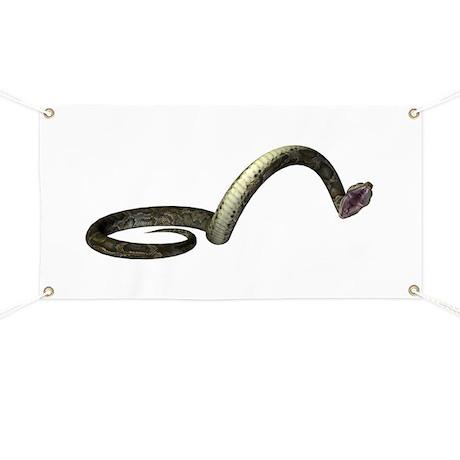 Python Snake Banner by pythonsnake