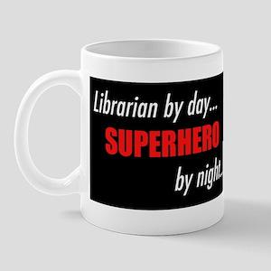Super librarian Mugs