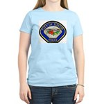 Tustin Police Women's Light T-Shirt