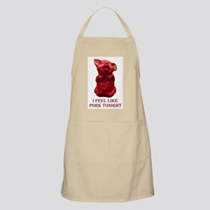 The Red Pig BBQ Apron