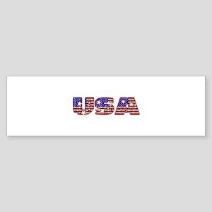 USA Bumper Sticker