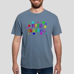 Hippie Grandma Mens Comfort Colors Shirt