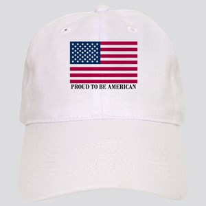 Proud to be American Cap