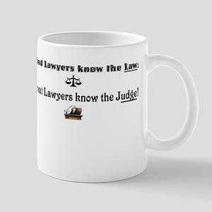 Good Lawyers Mug