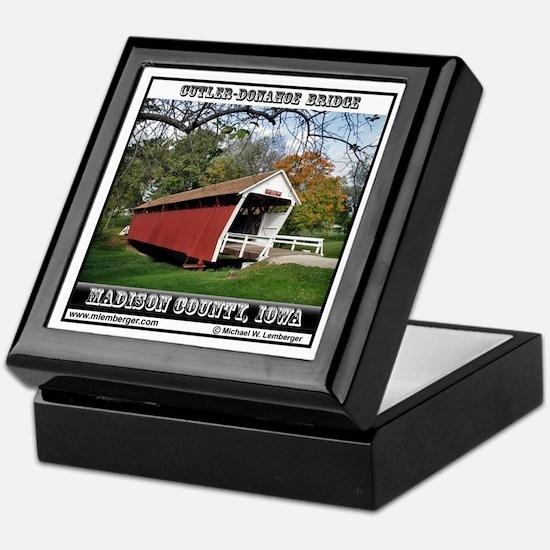 Cutler-Donahoe Keepsake Box