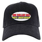 Rylla's Dollar Gas Black Cap